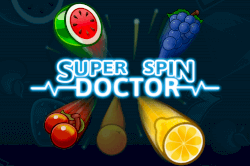 Super Spin Doctor online slots at Cashmo Casino