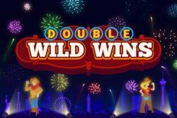 Double Wild Wins mobile slots at Cashmo Casino