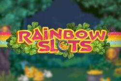 Rainbow Slots mobile slots at Cashmo Casino