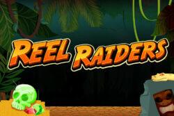 Reel Raiders mobile slots at Cashmo mobile casino