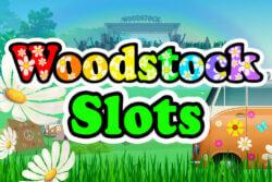 Woodstock Slots mobile slots at Cashmo mobile casino