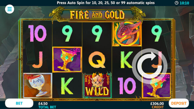 Cashmo Online Casino: Forbidden Forest Fruits mobile slots