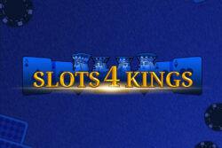 Slots 4 Kings mobile slots at Cashmo mobile casino
