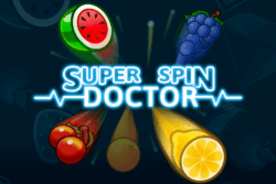 Super Spin Doctor mobile slots at Cashmo Casino