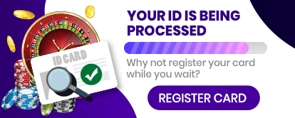 Your ID is being processed - Cashmo mobile casino