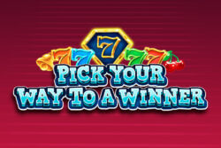 Pick your way to a winner - Online Slot - Cashmo Casino