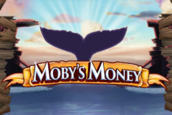 Moby's Money online slots at Cashmo Mobile Casino