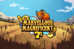 Marvellous Maginificent 7s - Online Slot - Cashmo Casino