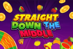 Straight down the middle - Online Slot - Cashmo Casino