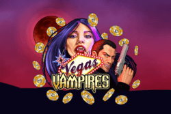 Vegas Vampires online slots at Cashmo online casino