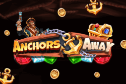 Anchor Away online slots at Cashmo online casino