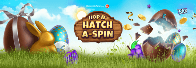 Hatch a share of 37,500 Free Spins with Cashmo online casino!