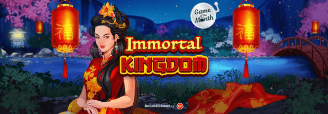 Enter the Immortal Kingdom to search for long lost treasures