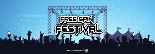 How many Free Spins did you win at the Free Spin Festival?